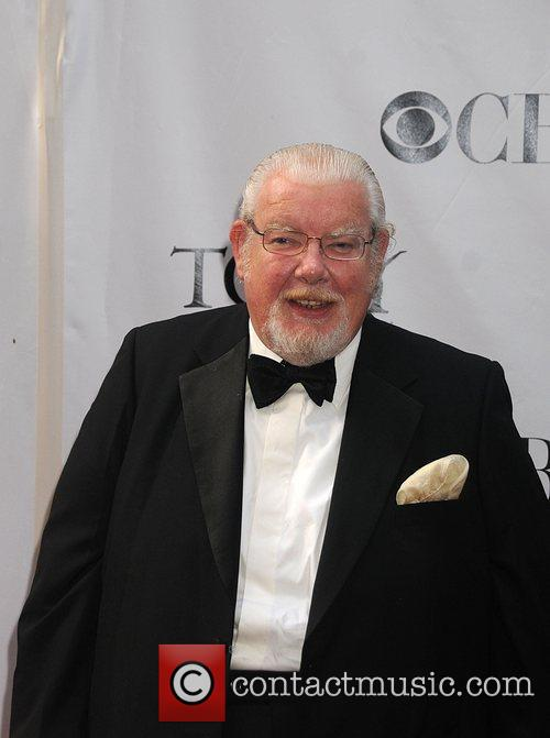 Richard Griffiths The 62nd Tony Awards at the...