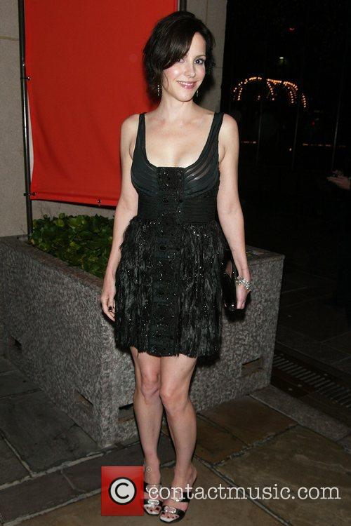 Mary-Louise Parker The 62nd Tony Awards Afterparty held...