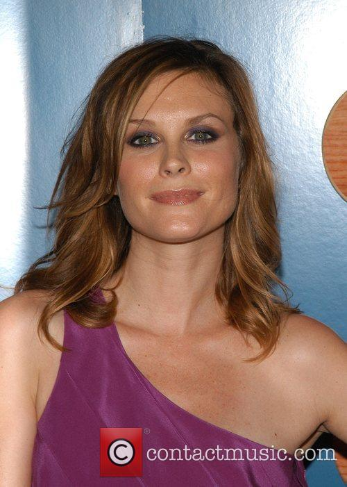 Bonnie Somerville The Launch Party of the T-Mobile...