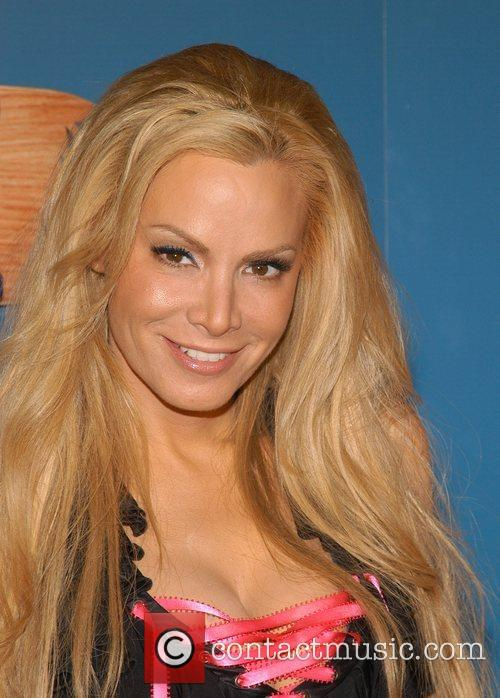 Cindy Margolis The Launch Party of the T-Mobile...