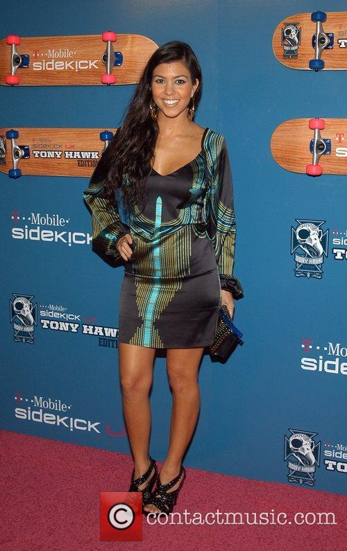 Kourtney Kardashian The Launch Party of the T-Mobile...