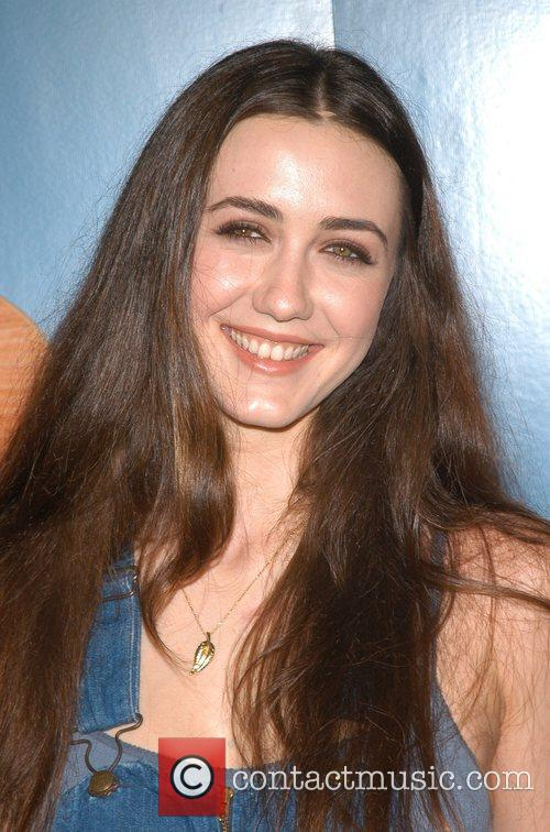 Madeline Zima The Launch Party of the T-Mobile...