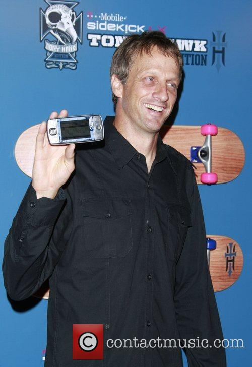 The Launch Party of the T-Mobile Sidekick LX...