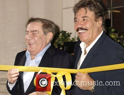 Freddy Roman and Tony Orlando  Tony Orlando...