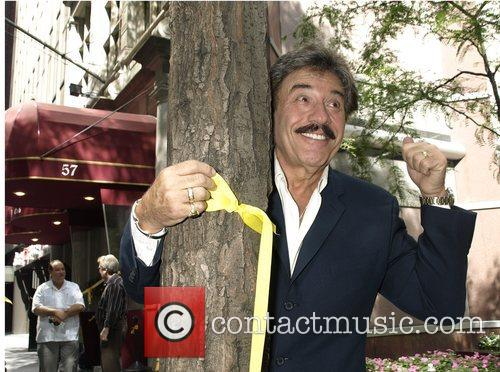 Tony Orlando  is honoured with the worlds...
