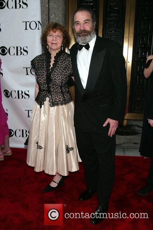 Kathryn Grody and her husband Mandy Patinkin The...