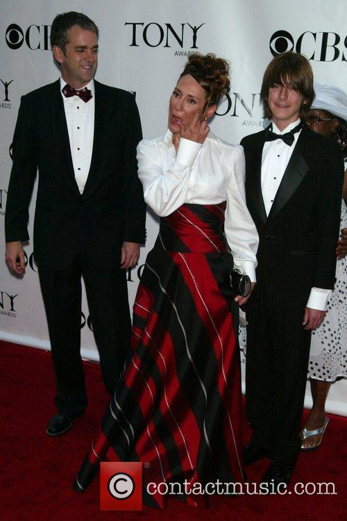 Matt Roth, his wife Laurie Metcalf and their...
