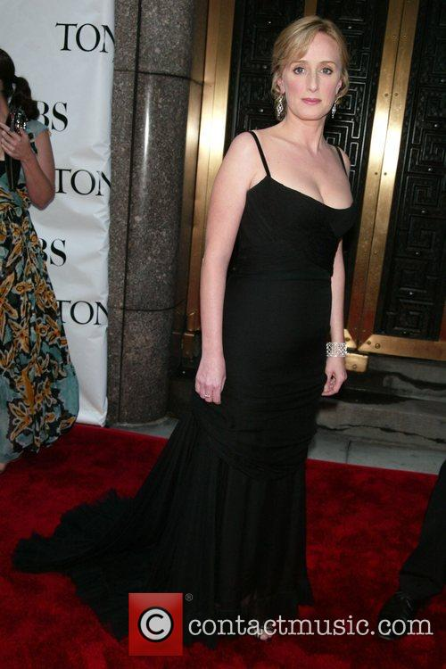 Jenna Russell (wearing Maggie Norris) The 62nd Tony...
