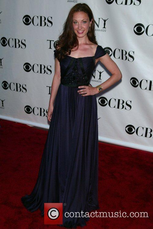 Sierra Boggess, Radio City Music Hall, Tony Awards
