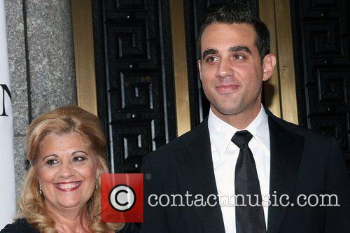 Bobby Cannavale and his mom Isabel Salvi The...