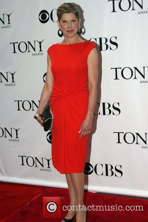 Christine Baranski The 62nd Tony Awards at the...