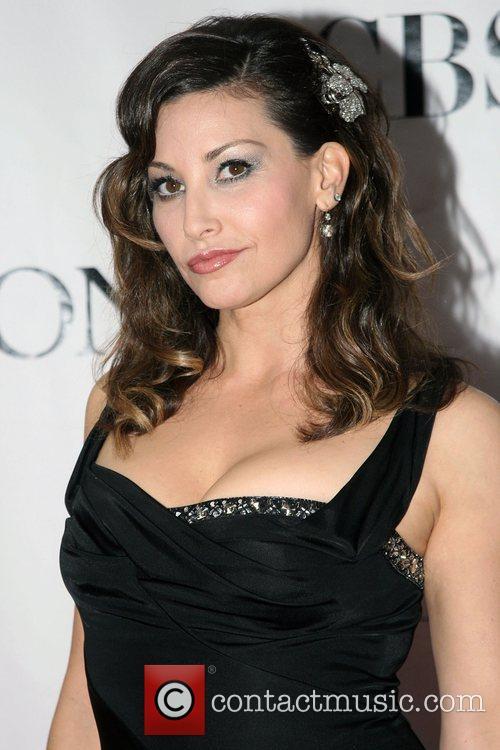 Gina Gershon The 62nd Tony Awards at the...