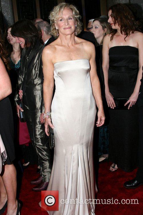 Glenn Close The 62nd Tony Awards at the...