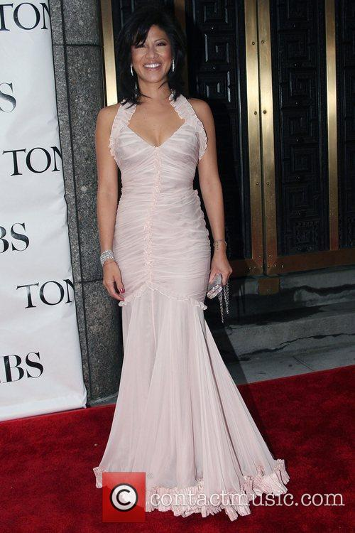 Julie Chen The 62nd Tony Awards at the...