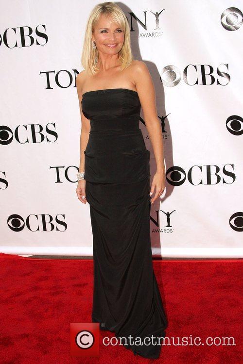 Kristin Chenoweth The 62nd Tony Awards at the...