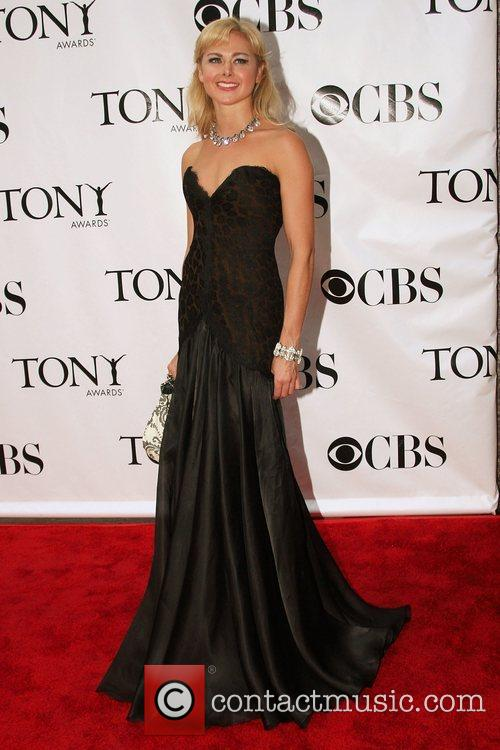 Laura Bell Bundy The 62nd Tony Awards at...