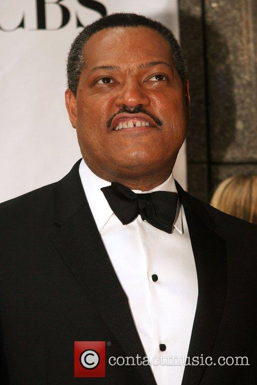 Laurence Fishburne The 62nd Tony Awards at the...