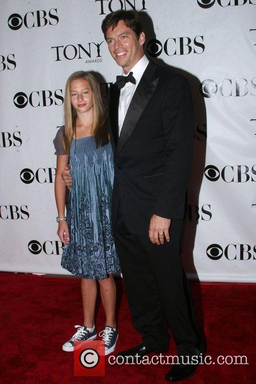 Harry Connick Jr. with his daughter Georgia Connick...
