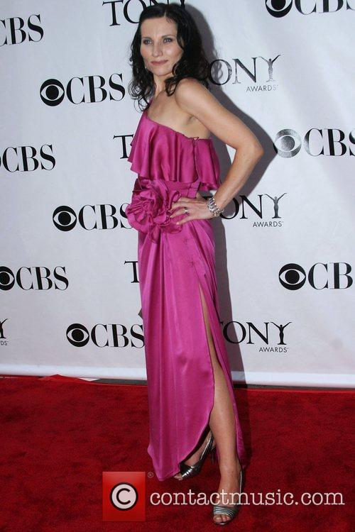 Kate Fleetwood The 62nd Tony Awards at the...