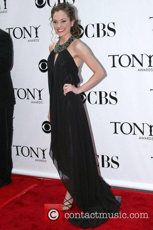 Laura Osnes The 62nd Tony Awards at the...