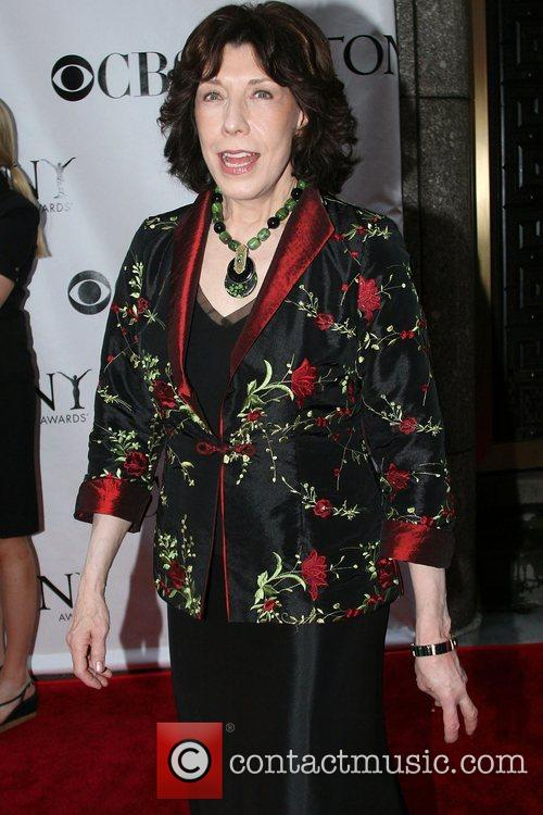 Lily Tomlin The 62nd Tony Awards at the...