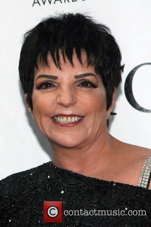 Liza Minnelli The 62nd Tony Awards at the...