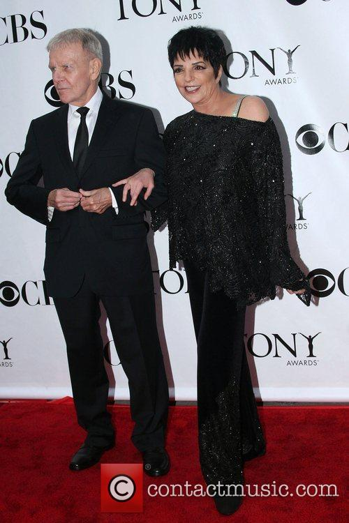Liza Minnelli and guest The 62nd Tony Awards...