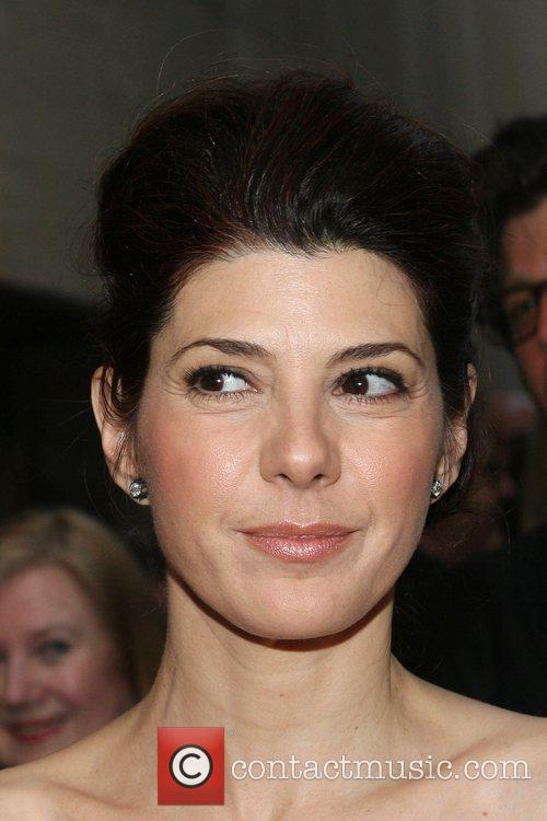 Marisa Tomei The 62nd Tony Awards at the...