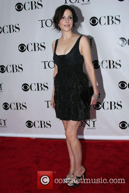 Mary-Louise Parker The 62nd Tony Awards at the...