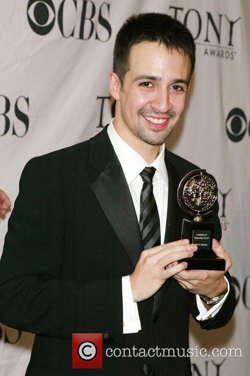 Lin-Manuel Miranda The 62nd Tony Awards at the...