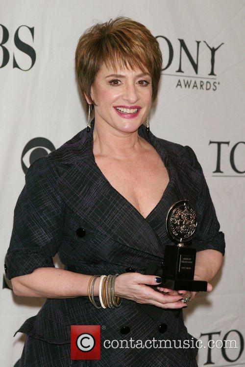 Patti LuPone  The 62nd Tony Awards at...