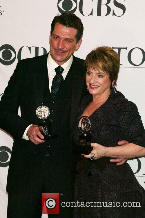 Paulo Szot, Patti LuPone The 62nd Tony Awards...