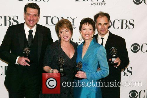 Paulo Szot, Patti LuPone, Deanna Dunagan and Mark...