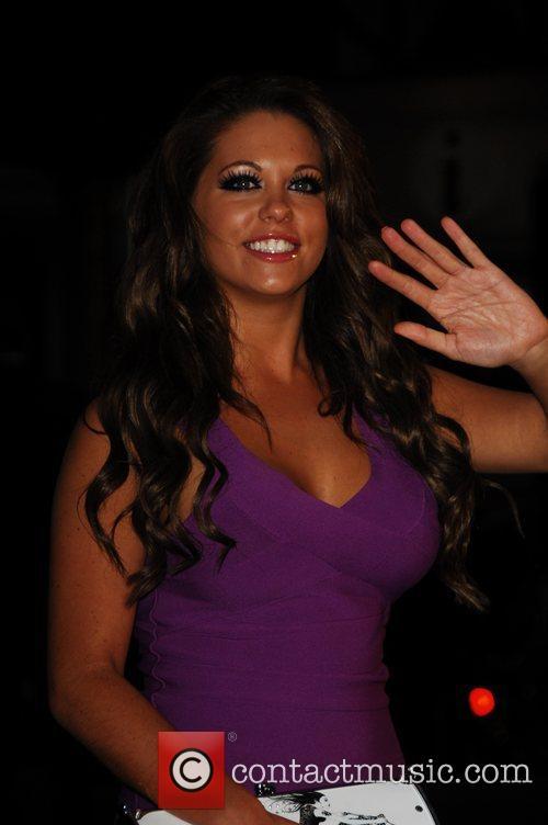 Bianca Gascoigne, attends the UK Premiere of 'Tropic...