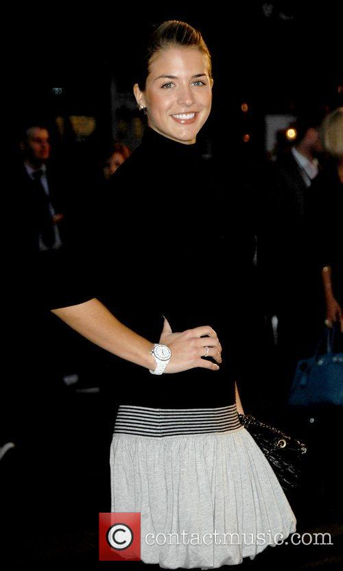 Gemma Atkinson, attends the UK Premiere of 'Tropic...