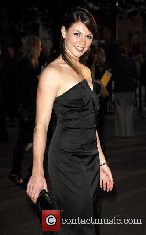 Guest, attends the UK Premiere of 'Tropic Thunder'...