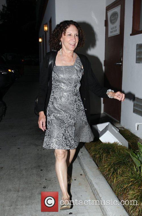 Rhea Perlman at Tra Di Noi Resaurant in...