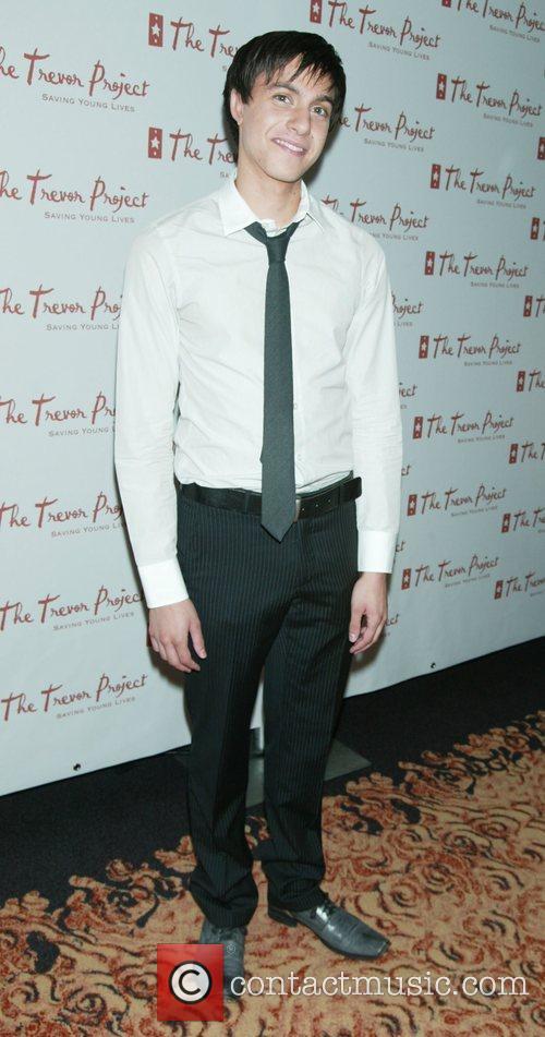 Gideon Glick The Trevor Project New York Gala...