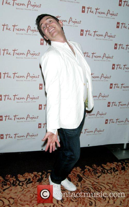 James Lecesne The Trevor Project New York Gala...