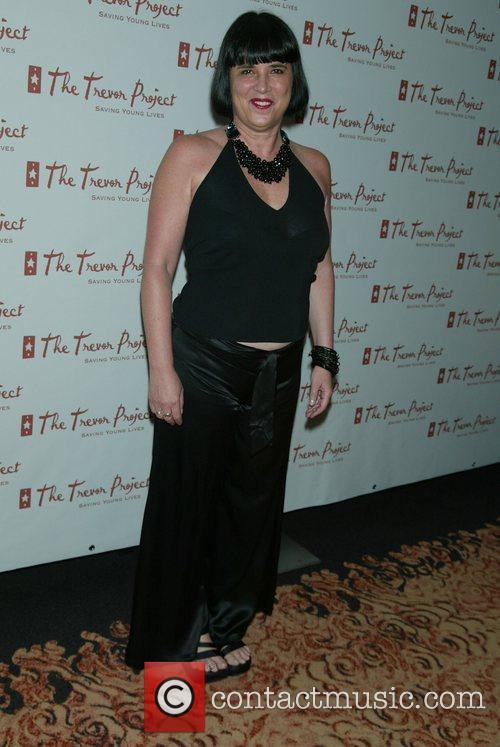 Eve Ensler The Trevor Project New York Gala...