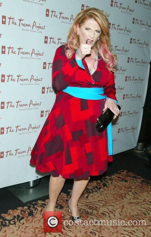 Lisa Lampanelli The Trevor Project New York Gala...