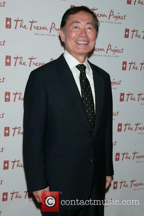 GeorgeTakai The Trevor Project New York Gala held...