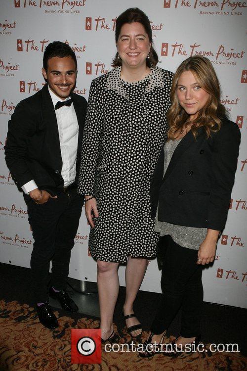 Adamo Ruggiero, Sarah Tomassi Lindman, Lauren Collins The...