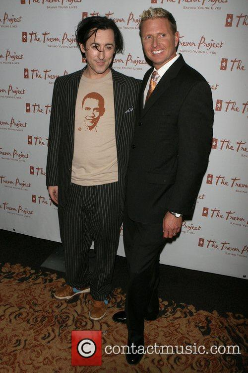 Alan Cumming, Charles Robbins The Trevor Project New...