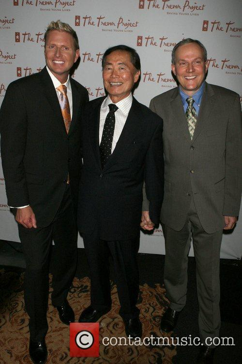 Charles Robbins, George Takai, Brad Altman The Trevor...