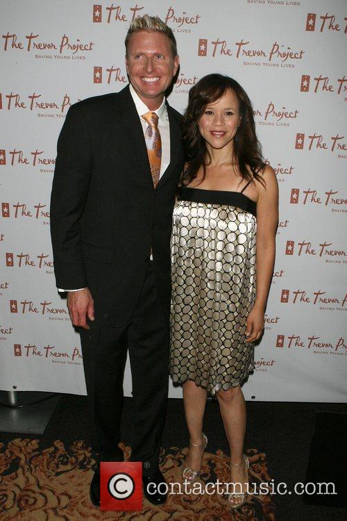 Charles Robbins, Rosie Perez The Trevor Project New...