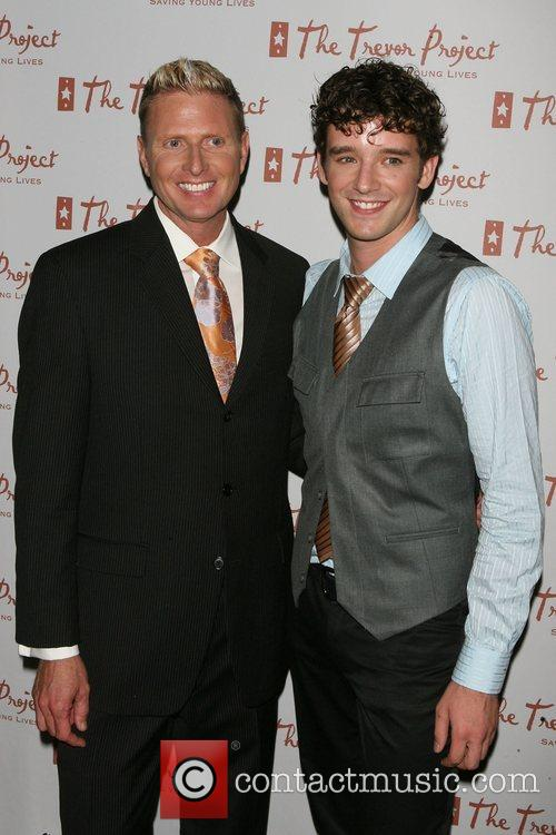 Charles Robbins, Michael Urie The Trevor Project New...