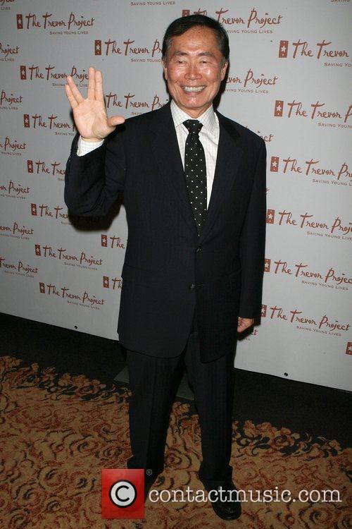 George Takai The Trevor Project New York Gala...