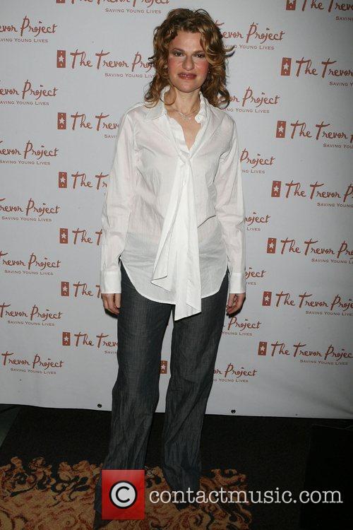 Sandra Berhard The Trevor Project New York Gala...