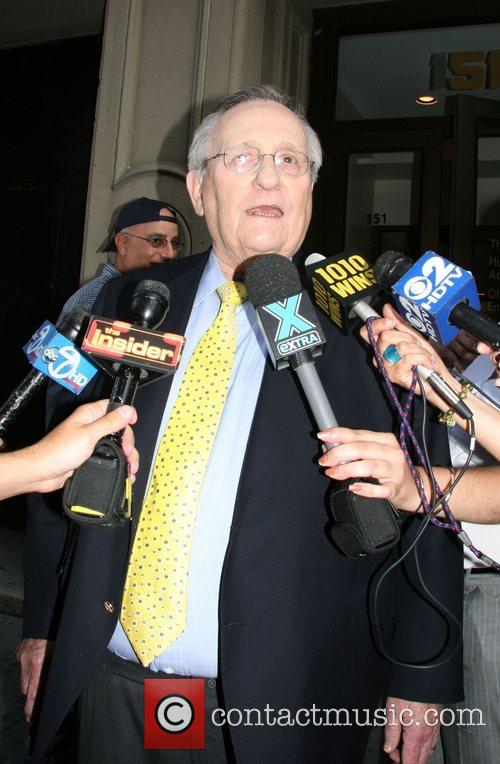 Speaking after winning his divorce battle